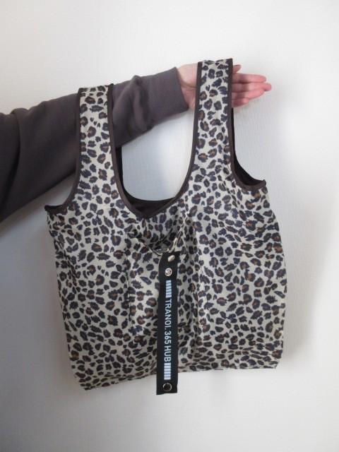 トラノイ / TRANOI.  TRANOI. shopping bag_e0076692_19373690.jpg