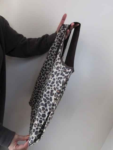 トラノイ / TRANOI.  TRANOI. shopping bag_e0076692_19374262.jpg