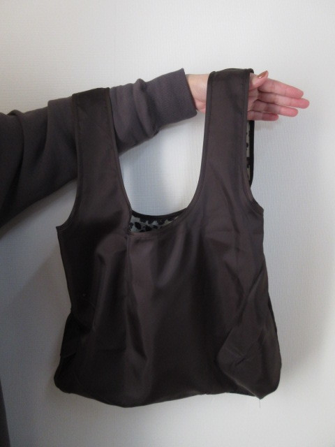 トラノイ / TRANOI.  TRANOI. shopping bag_e0076692_19375385.jpg