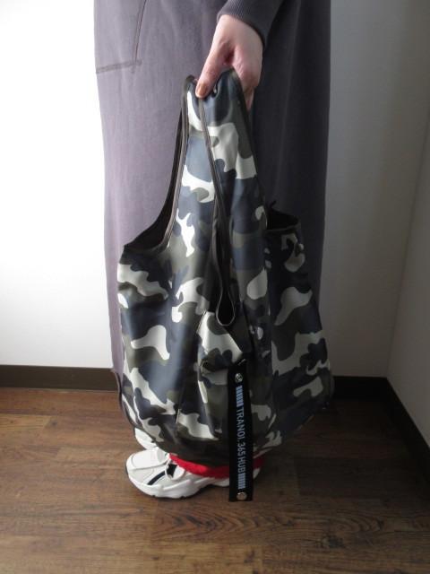 トラノイ / TRANOI.  TRANOI. shopping bag_e0076692_19380193.jpg