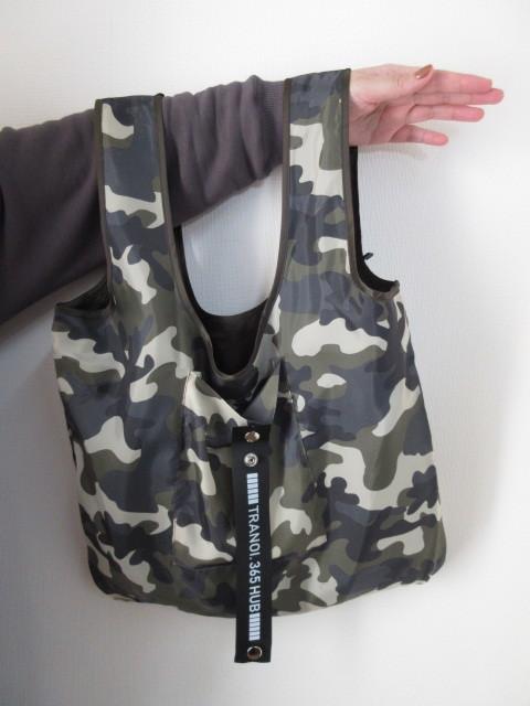 トラノイ / TRANOI.  TRANOI. shopping bag_e0076692_19380406.jpg