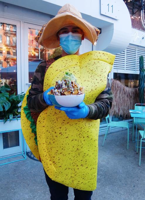 NYで注目のヴィーガン・メキシカン(Vegan Mexican)、ジャジャジャ・プランタス・メキシカーナ(Jajaja Plantas Mexicana)_b0007805_00560761.jpg