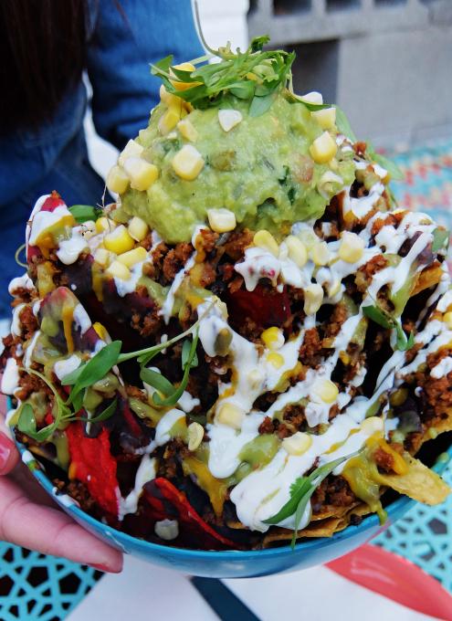 NYで注目のヴィーガン・メキシカン(Vegan Mexican)、ジャジャジャ・プランタス・メキシカーナ(Jajaja Plantas Mexicana)_b0007805_00575316.jpg