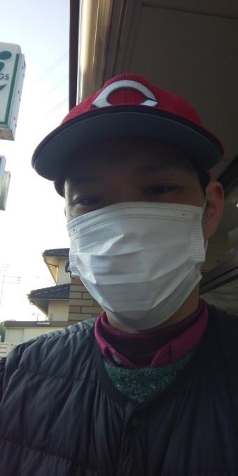 本日も歴史遺産?のアベノマスクよりまだ残っているコンビニのマスクで介護現場に出勤です!_e0094315_08280242.jpg