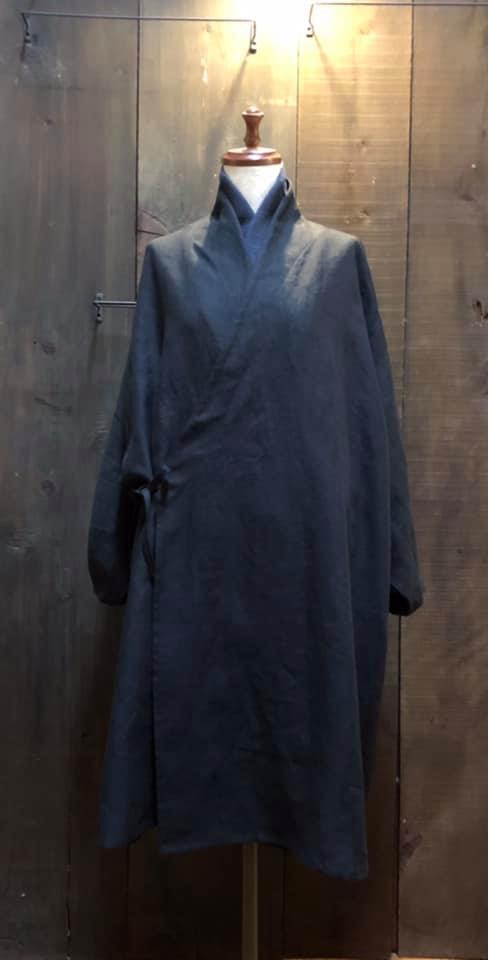 白椿手仕事塾 ちくちく手縫いで作る「水屋着」と「襟巻き」_a0159124_14540102.jpg
