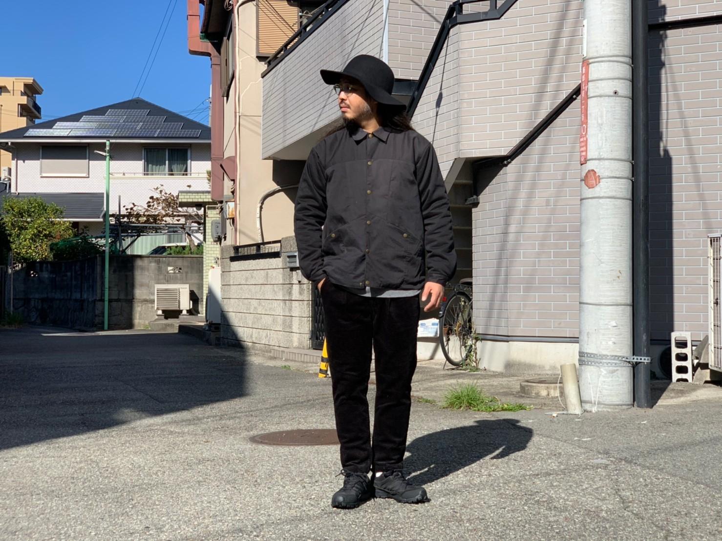 "\""Nasngwam.\""<<BARBARIAN JACKET(BLACK)>>Style~NORI~_c0167336_14464480.jpg"