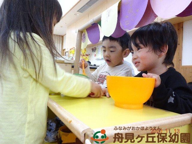 【うさぎ組】 セレクト給食_f0367159_10320711.jpg