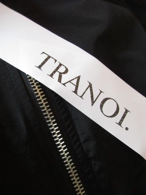 トラノイ/TRANOI.  レースライナーブルゾン 2021/2DEL_e0076692_17354110.jpg
