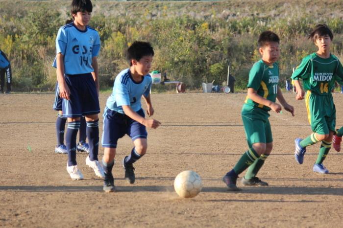 10月31日(土)U-13TRM FC緑_a0109314_22511798.jpg