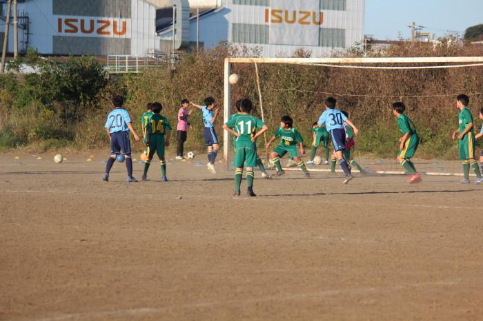 10月31日(土)U-13TRM FC緑_a0109314_22512344.jpg