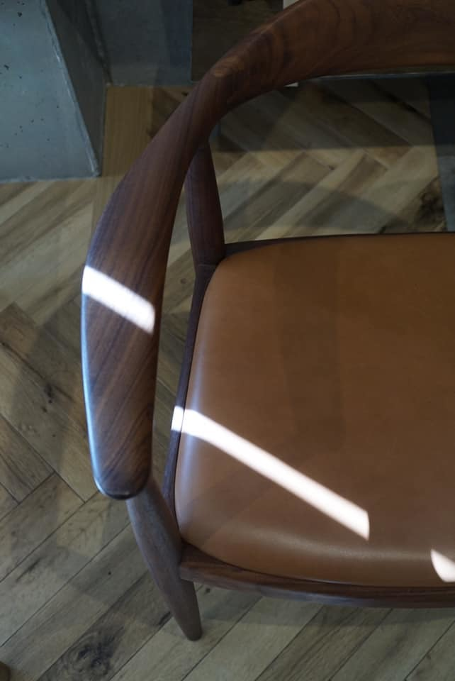 the chair 限定展示中 @LIFESTYLE SHOP COKU_b0115615_14595327.jpg