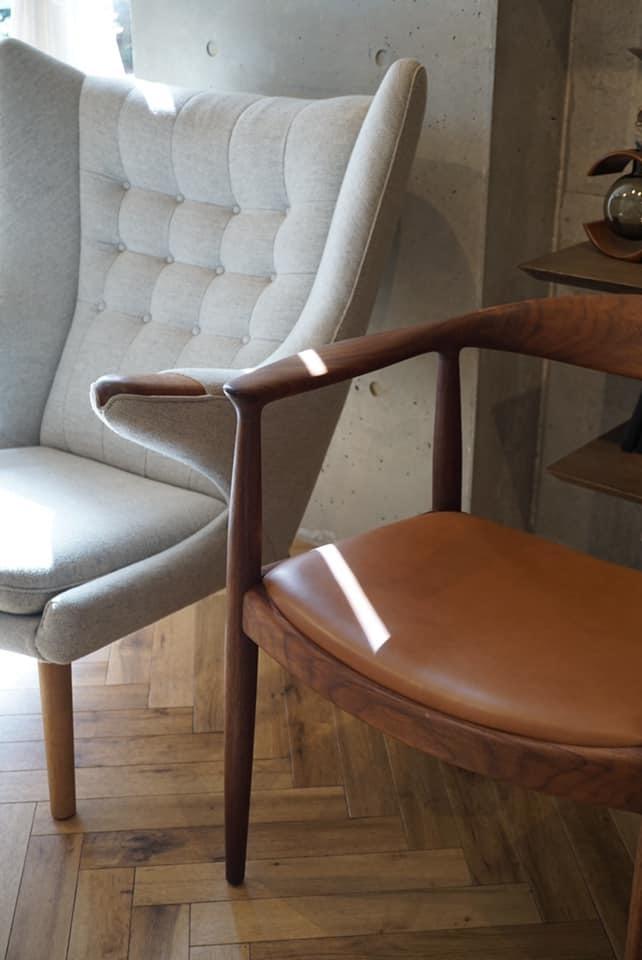 the chair 限定展示中 @LIFESTYLE SHOP COKU_b0115615_15351607.jpg