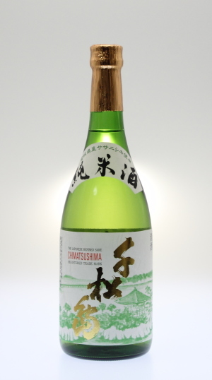 千松島 純米酒 [千松島]_f0138598_14392243.jpg