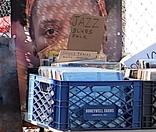 フリー・マーケット、Grand Bazaar NYC_b0007805_04300407.jpg