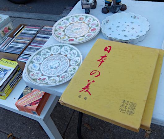 フリー・マーケット、Grand Bazaar NYC_b0007805_04313158.jpg