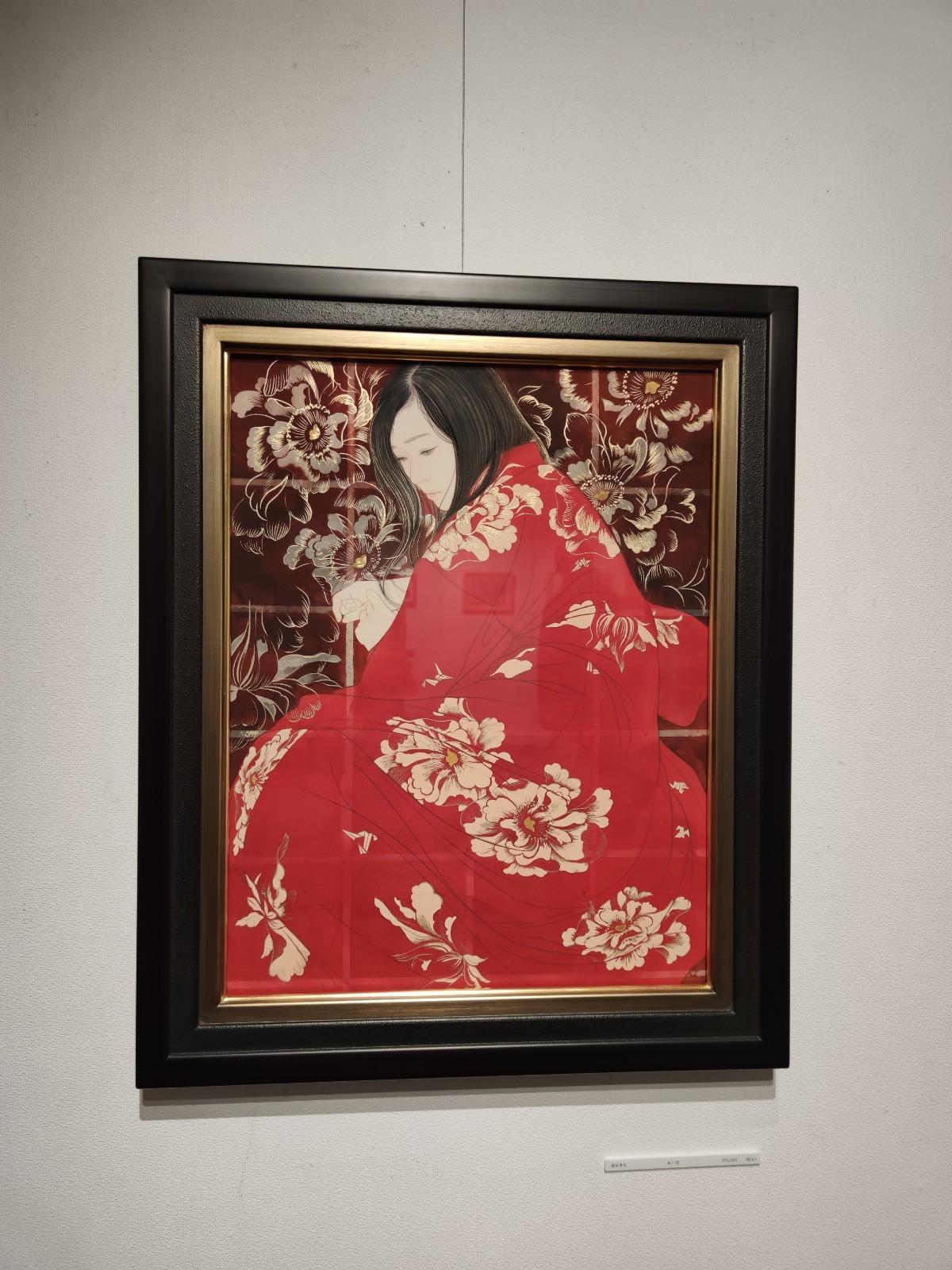 櫂- kai - 8回京都市立芸術大学日本画 川嶋渉研究室修了生展_e0255740_17051841.jpg