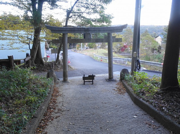 草紅葉の藤原岳天狗岩を歩く  SOTA#JA/SI-007_f0073587_18505046.jpg