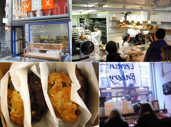 コロナ禍でも飛躍するNY No1のクッキー屋さん『ルヴァン・ベーカリー』(Levain Bakery)_b0007805_01335759.jpg