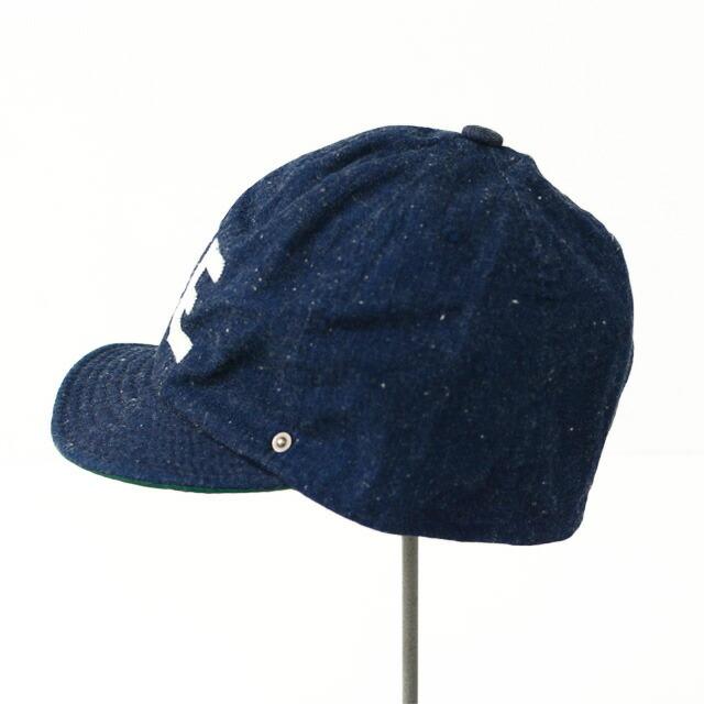 DECHO×EBETTS FIELD[デコー×エベッツフィールド] NEGRO BALL CAP -WE- [DEEF-01] ニグロボールキャップ・ベースボールキャップ・MEN\'S/LADY\'S _f0051306_15010222.jpg