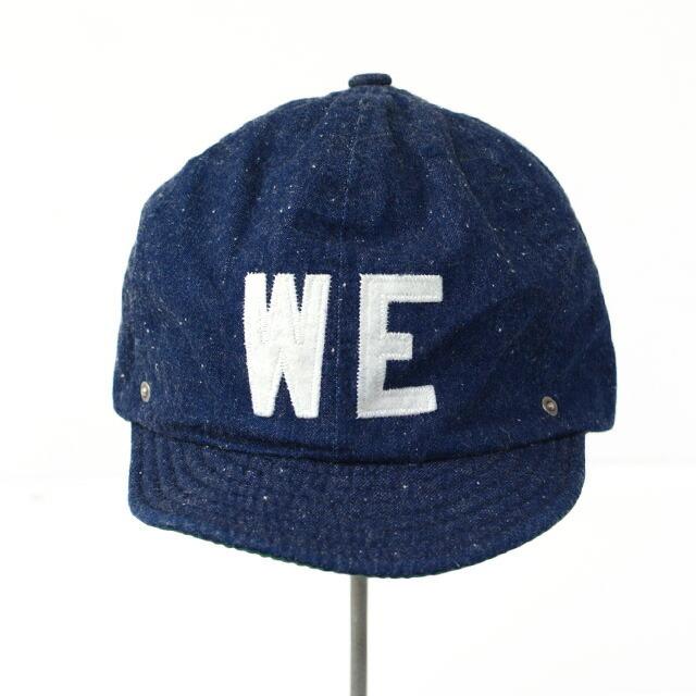 DECHO×EBETTS FIELD[デコー×エベッツフィールド] NEGRO BALL CAP -WE- [DEEF-01] ニグロボールキャップ・ベースボールキャップ・MEN\'S/LADY\'S _f0051306_15010258.jpg