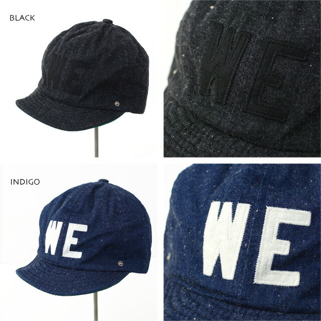 DECHO×EBETTS FIELD[デコー×エベッツフィールド] NEGRO BALL CAP -WE- [DEEF-01] ニグロボールキャップ・ベースボールキャップ・MEN\'S/LADY\'S _f0051306_15010375.jpg