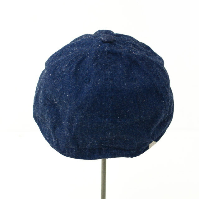 DECHO×EBETTS FIELD[デコー×エベッツフィールド] NEGRO BALL CAP -WE- [DEEF-01] ニグロボールキャップ・ベースボールキャップ・MEN\'S/LADY\'S _f0051306_15010386.jpg