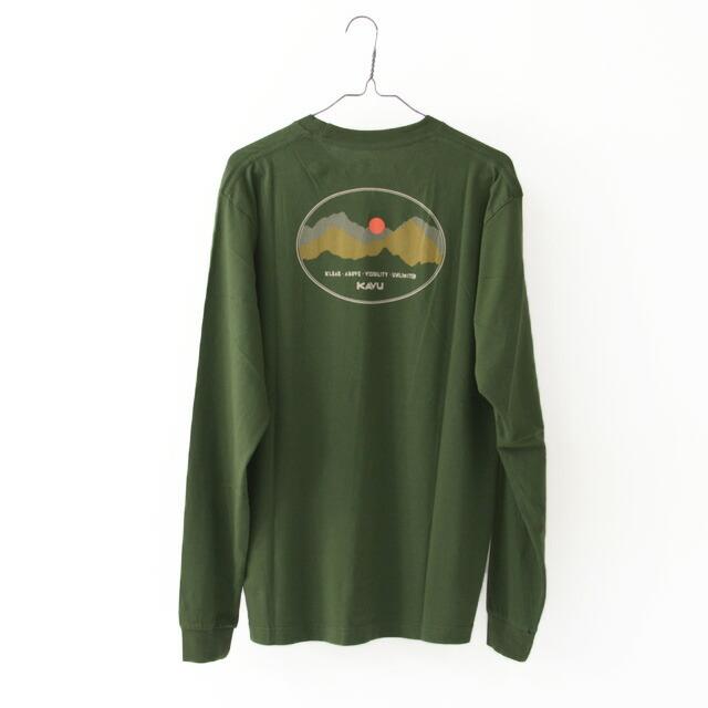 KAVU [カブー] LS Define Range [19811106] LS ディファイン レインジ・長袖Tシャツ・ロンT・MEN\'S _f0051306_15104259.jpg
