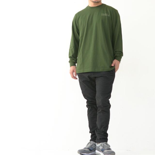 KAVU [カブー] LS Define Range [19811106] LS ディファイン レインジ・長袖Tシャツ・ロンT・MEN\'S _f0051306_15104357.jpg