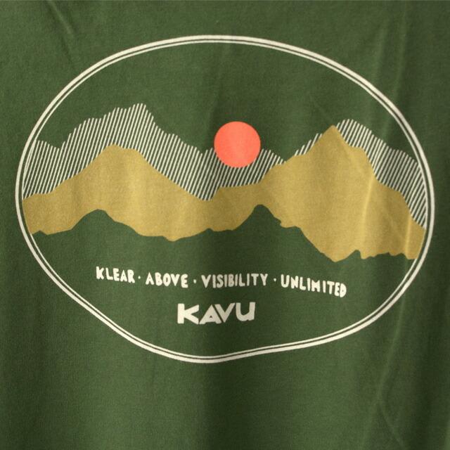 KAVU [カブー] LS Define Range [19811106] LS ディファイン レインジ・長袖Tシャツ・ロンT・MEN\'S _f0051306_15104380.jpg
