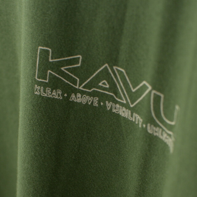 KAVU [カブー] LS Define Range [19811106] LS ディファイン レインジ・長袖Tシャツ・ロンT・MEN\'S _f0051306_15104388.jpg