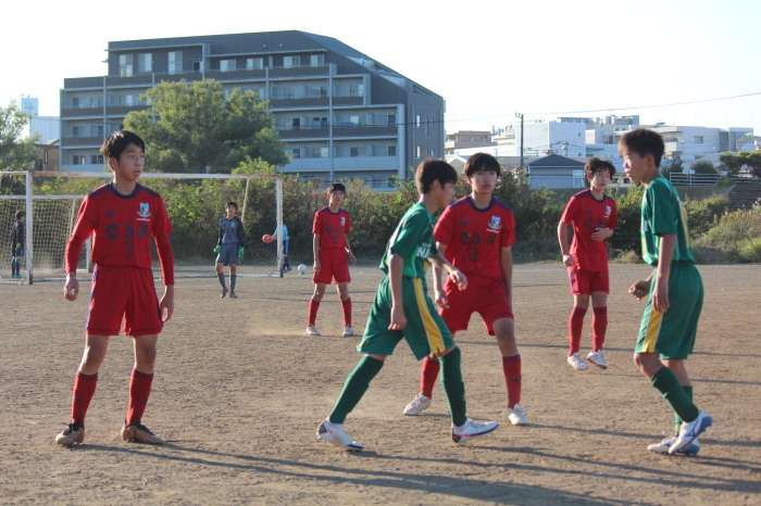U-14練習試合_a0109314_23354911.jpg