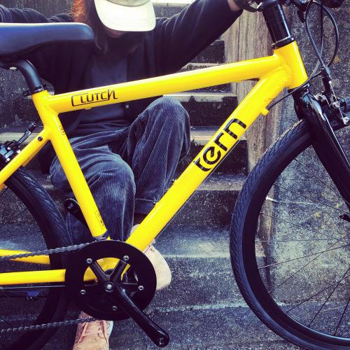 2021 tern ターン 「 CLUTCH クラッチ 」 クロスバイク 650c おしゃれ自転車 自転車女子 自転車ガール クラッチ ターン rojibikes クレスト_b0212032_15214186.jpeg