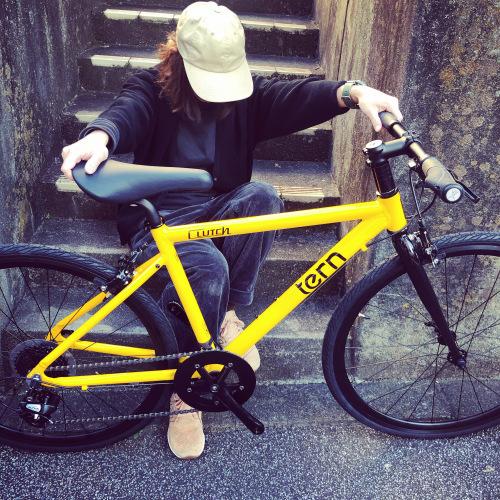 2021 tern ターン 「 CLUTCH クラッチ 」 クロスバイク 650c おしゃれ自転車 自転車女子 自転車ガール クラッチ ターン rojibikes クレスト_b0212032_15234046.jpeg