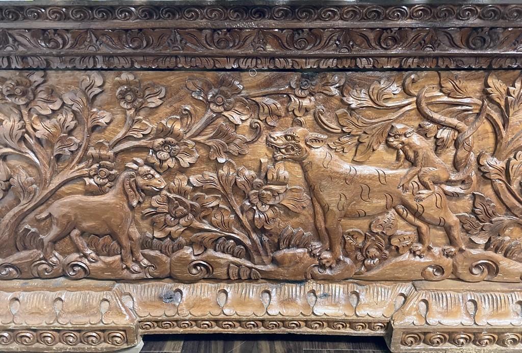 ワヤンの歴史文化を知るレクチャー&ジャワバリ ハイブリッドワヤン_e0017689_16141663.jpg