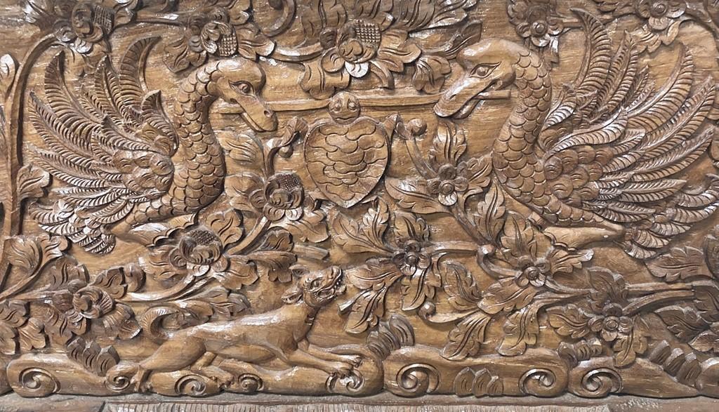 ワヤンの歴史文化を知るレクチャー&ジャワバリ ハイブリッドワヤン_e0017689_16144643.jpg