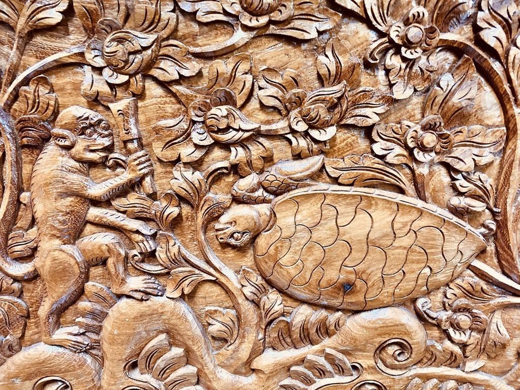 ワヤンの歴史文化を知るレクチャー&ジャワバリ ハイブリッドワヤン_e0017689_16150695.jpg