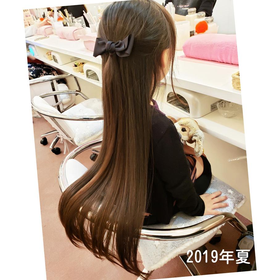 ニャーさん。 如来様の髪と、娘のらほ…つ?。_d0224894_17415649.jpg