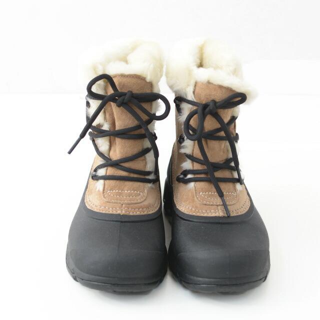 SOREL [ソレル正規代理店] Snow Angel [NL3482] スノーエンジェル / ショートブーツ・スノーブーツ・LADY\'S _f0051306_14470551.jpg