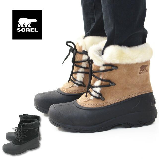 SOREL [ソレル正規代理店] Snow Angel [NL3482] スノーエンジェル / ショートブーツ・スノーブーツ・LADY\'S _f0051306_14470569.jpg
