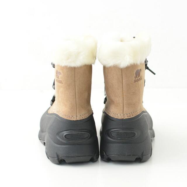SOREL [ソレル正規代理店] Snow Angel [NL3482] スノーエンジェル / ショートブーツ・スノーブーツ・LADY\'S _f0051306_14470683.jpg
