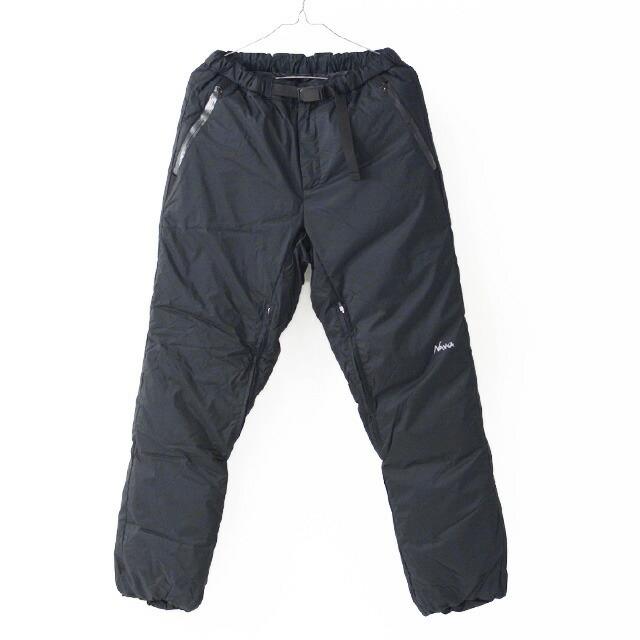 NANGA [ナンガ] M\'s AURORA DOWN PANTS [N1AP] オーロラダウンパンツ・ウインターアイテム・防寒・MEN\'S _f0051306_15381461.jpg
