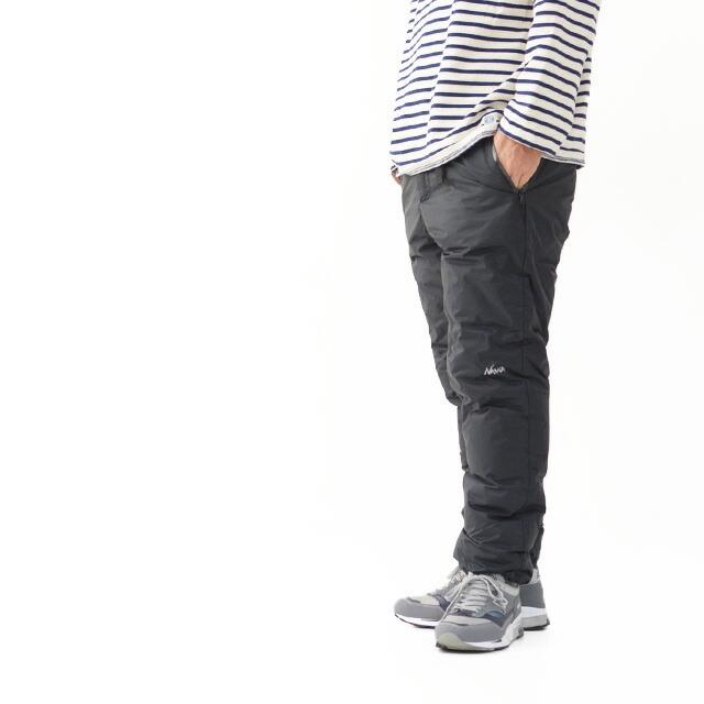 NANGA [ナンガ] M\'s AURORA DOWN PANTS [N1AP] オーロラダウンパンツ・ウインターアイテム・防寒・MEN\'S _f0051306_15381540.jpg