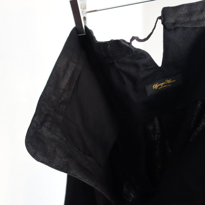 1月の製作 / classic heavylinen trousers_e0130546_12504402.jpg