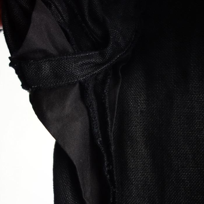 1月の製作 / classic heavylinen trousers_e0130546_12564943.jpg