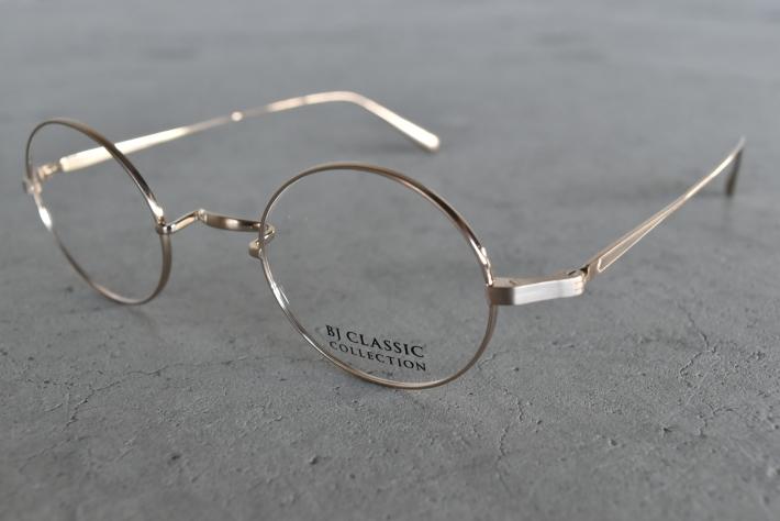 人生一度はかけたい丸メガネ! BJ classic PREM-120 NT_f0338654_14300962.jpg