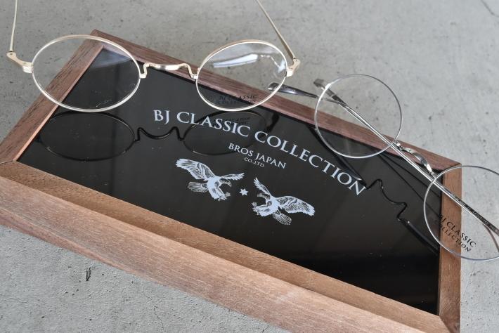 人生一度はかけたい丸メガネ! BJ classic PREM-120 NT_f0338654_14310782.jpg