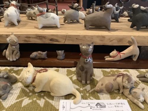猫と干支の置物展 2020〜記録 4_d0336460_15044740.jpeg