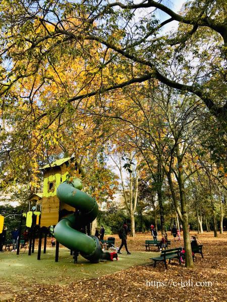フランスの公園で散歩_d0235162_07163260.jpg