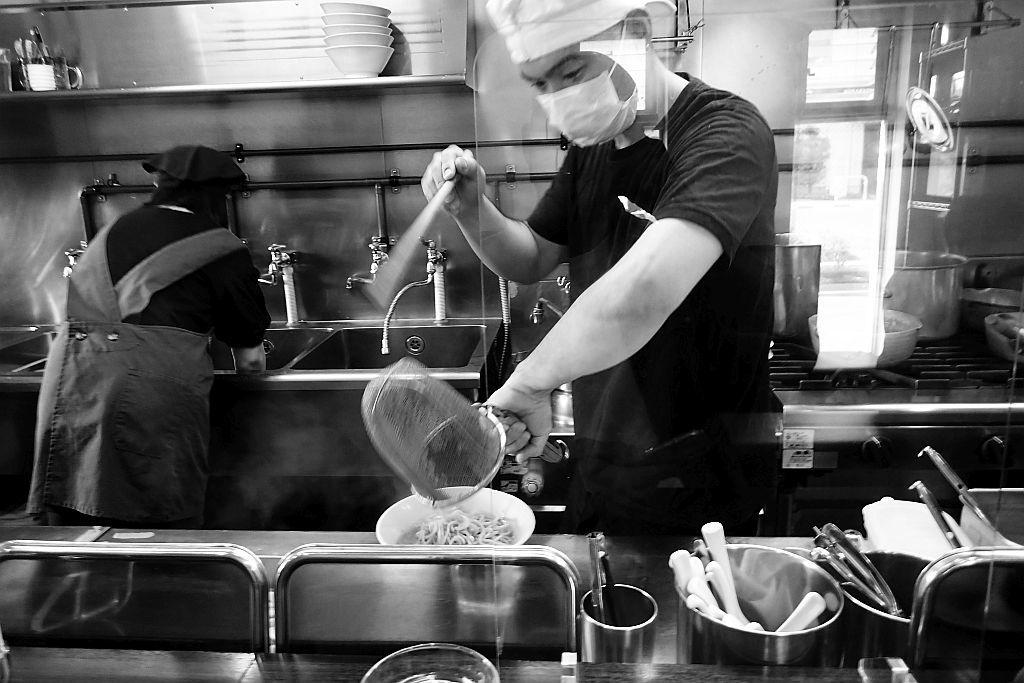 高林「浜田山」で味玉魚豚高林と替え玉_e0220163_16250574.jpg