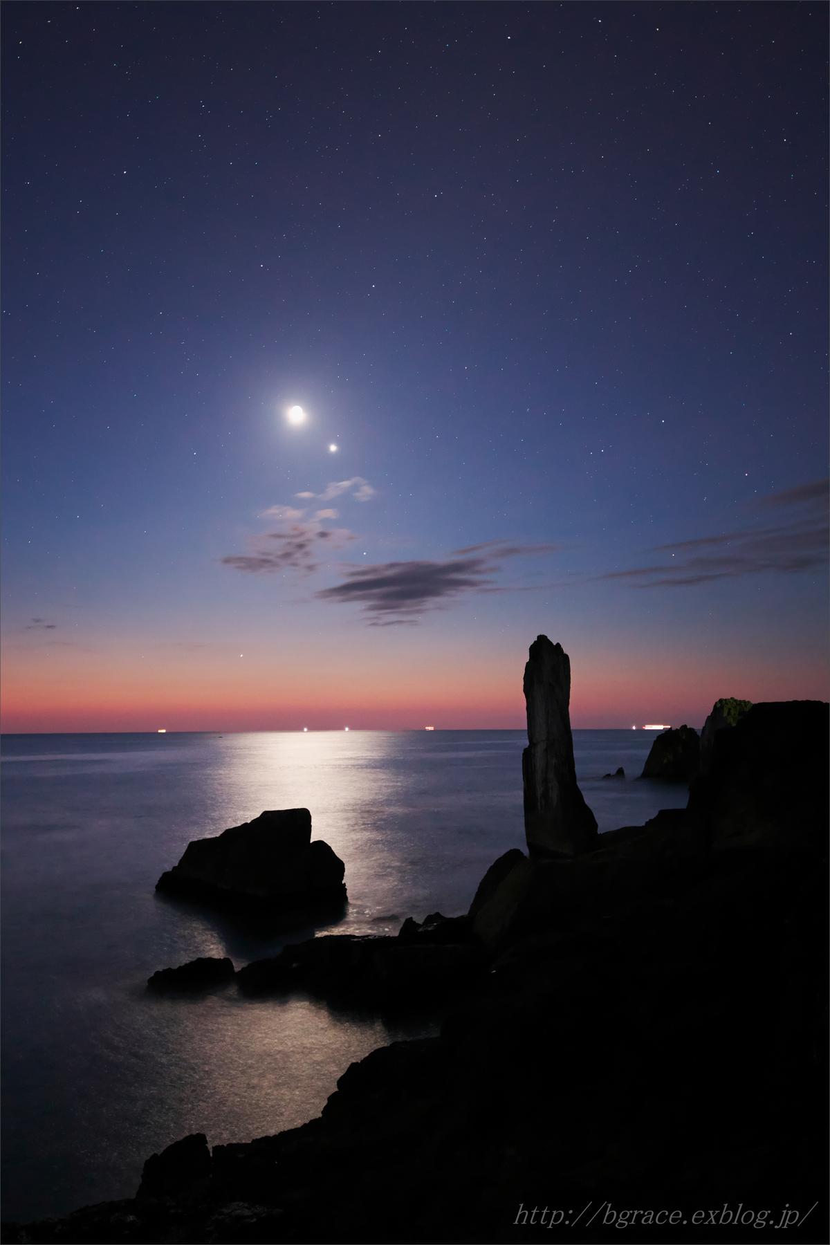 夜明けの惑星_b0191074_22362100.jpg